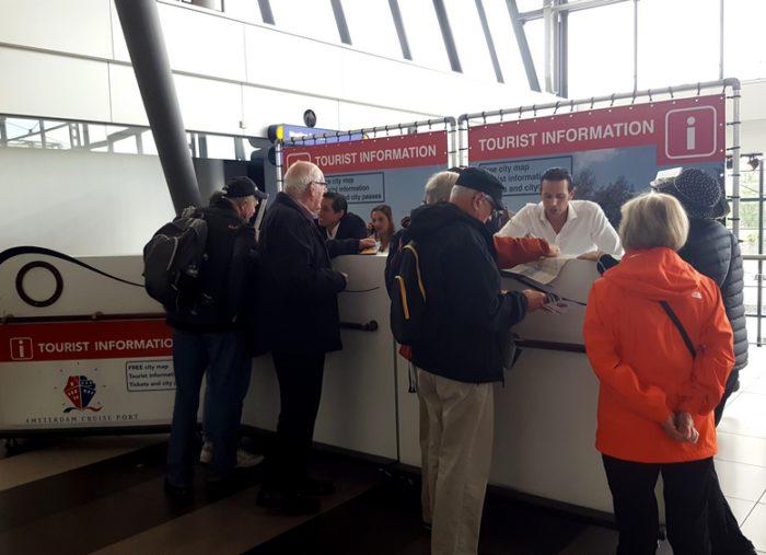 Tourist Information & Ticketing